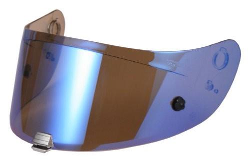 HJC Visier HJ-20P blau verspiegelt für RPHA 10 PLUS