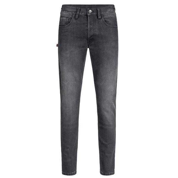 ROKKER Jeans ROKKERTECH SUPER SLIM schwarz