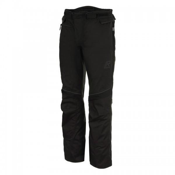 RUKKA Textilhose STRETCHDRY schwarz