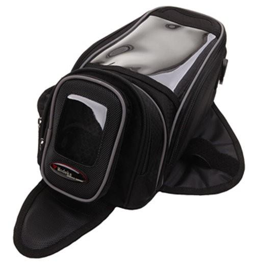 MODEKA Tankrucksack Magnet CLEVER BAG schwarz