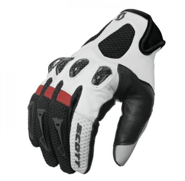 SCOTT Handschuhe ASSAULT schwarz-weiss-rot