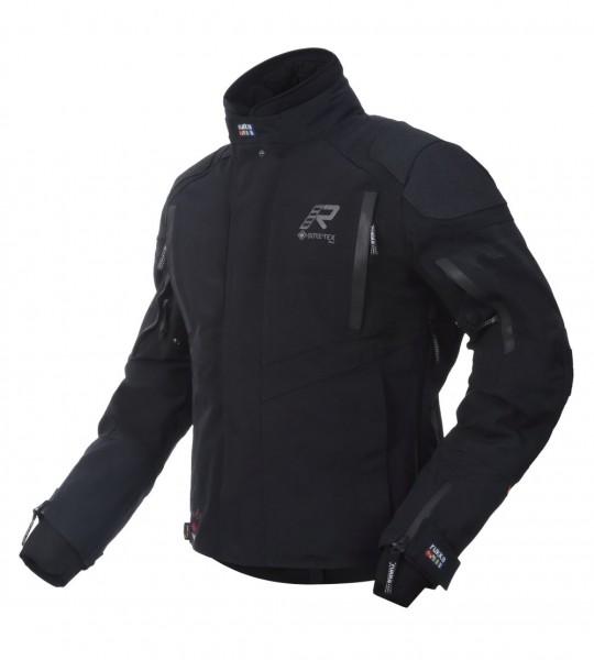 RUKKA Textiljacke SHIELD-R Gore-Tex® Pro 3-Lagen-Laminat schwarz