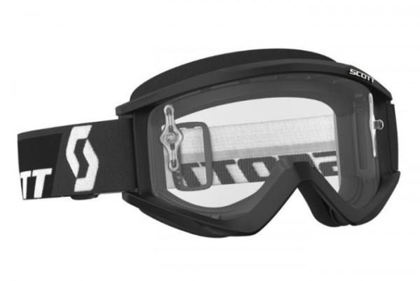 SCOTT Motocross Brille RECOIL XI schwarz