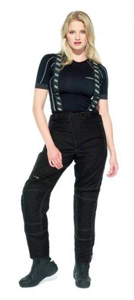 RUKKA Damen Textilhose UNIT schwarz GORE TEX®
