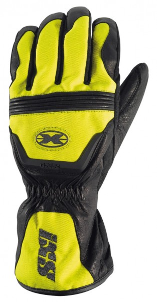 IXS Handschuhe MIRAGE II wasserdicht fluo-gelb