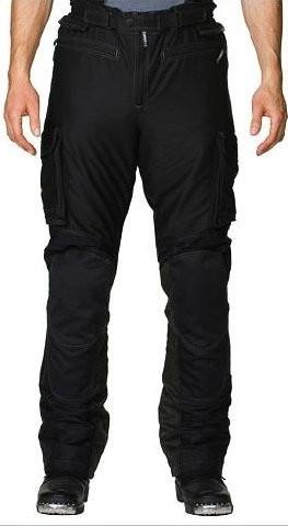 RUKKA Textilhose AiRoad schwarz GORE TEX®