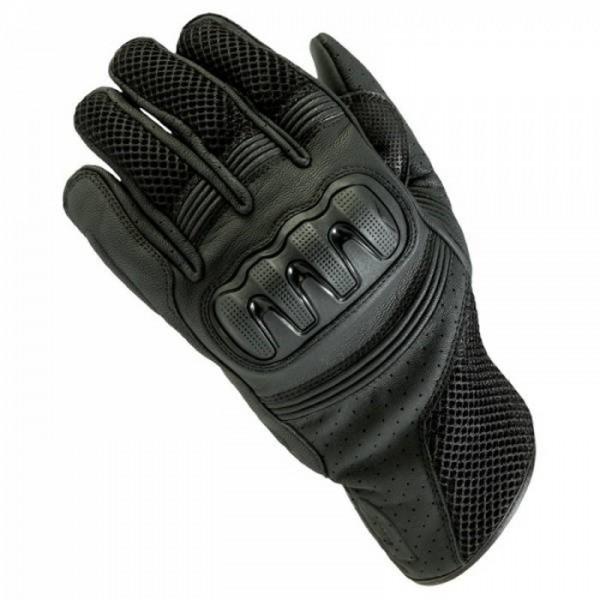 OZONE Sommer Handschuhe TOWN II schwarz